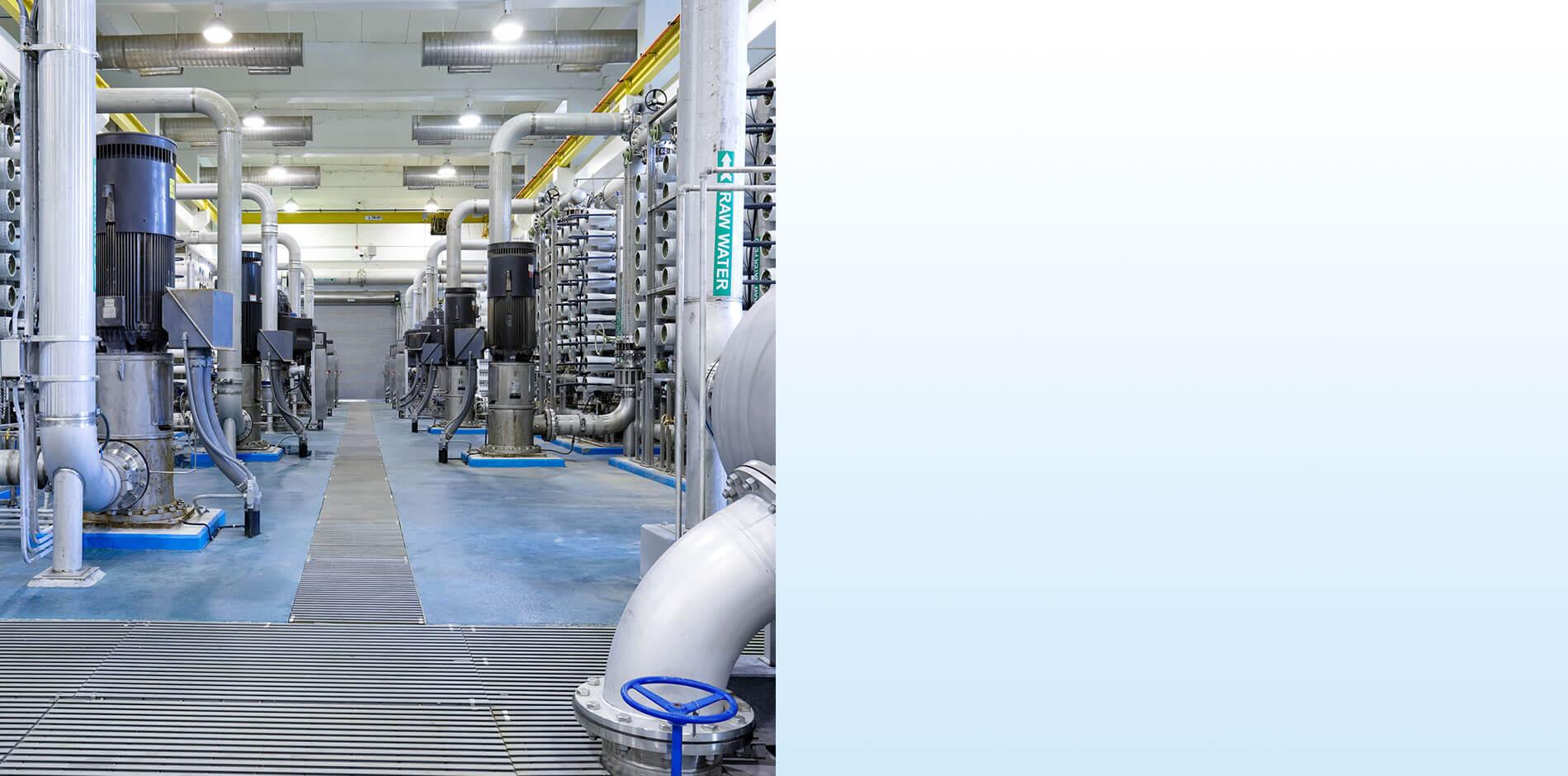 Эффективность использования энергии и воды: Опреснение морской воды